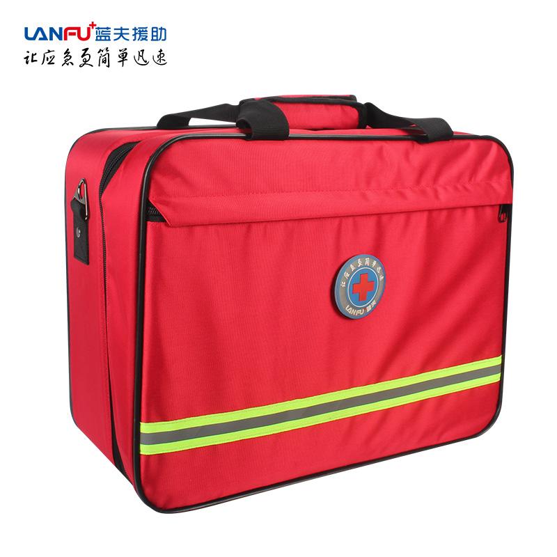 蓝夫LF-12102B家庭急救标准箱