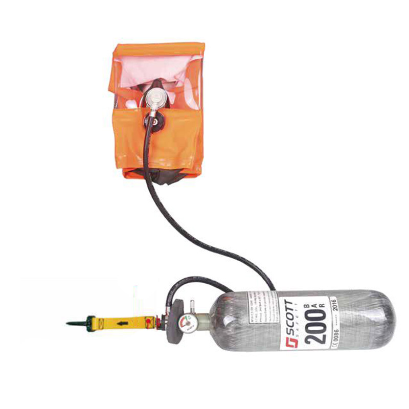 3M 55330146 ELSA-15-BCOMP-SELO 紧急逃生呼吸器