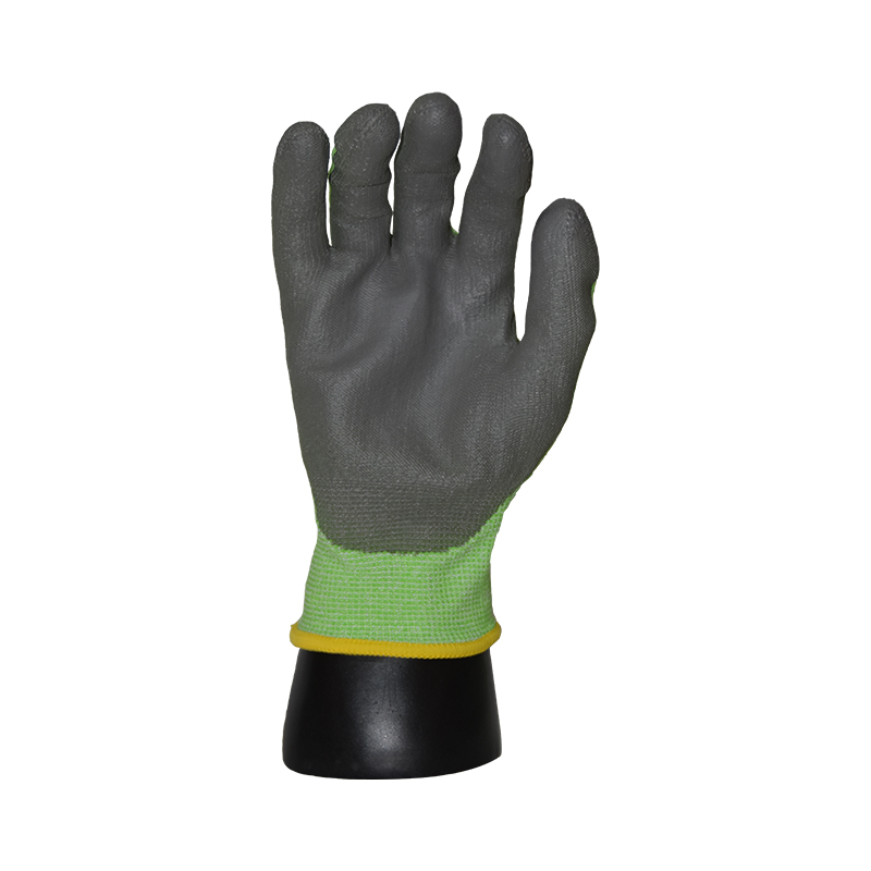 霍尼韦尔NEO45755GCN NEOCUT5聚氨酯PU涂层HPPE5级防割手套