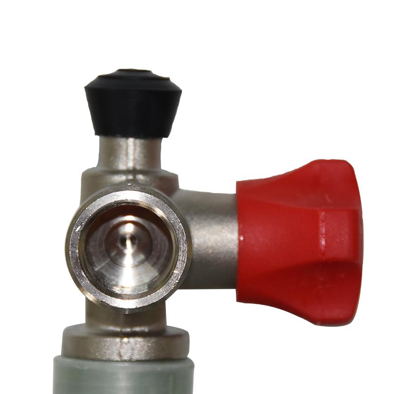 霍尼韦尔BC1868527T 6.8L 国产 标准气瓶 T8000/T8500 适用
