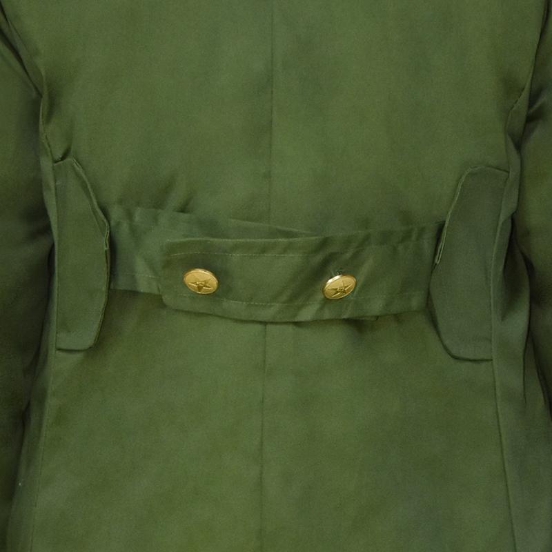 长棉大衣(A级)