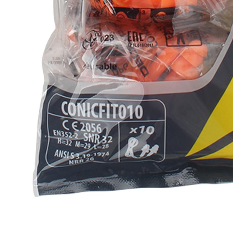 代尔塔103113 CONICFIT010耳塞(老型号103109)