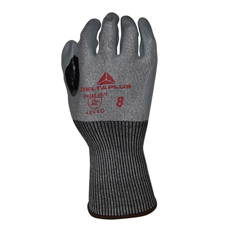 代尔塔202010TAEKI系列半丁腈涂层防切割手套 VENICUT 41