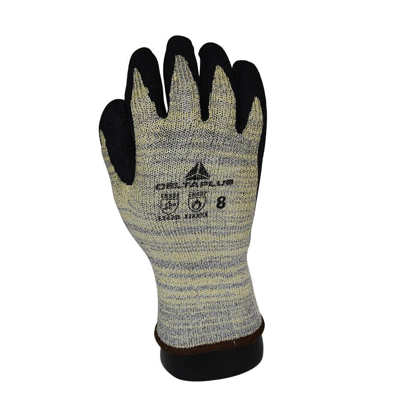 代尔塔 202015 TAEKI系列乳胶涂层防切割手套 VENICUT 52