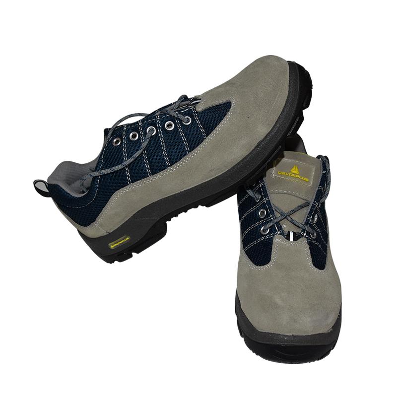 代尔塔301322 RIMINI2 S1P彩虹系列安全鞋(灰蓝)