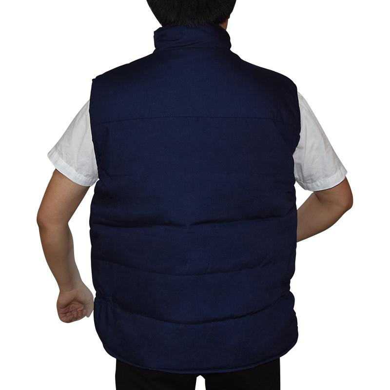 代尔塔 405104 SIERRA防寒马甲工作服 藏青色