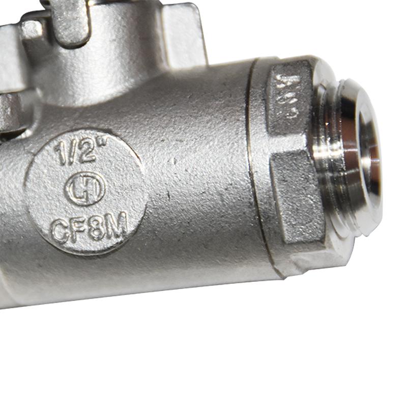 霍尼韦尔190165 1/2寸球阀及手推板(管道洗眼器配件)