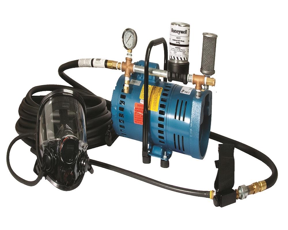 霍尼韦尔APPA 全面具长管组合配置 自带气源