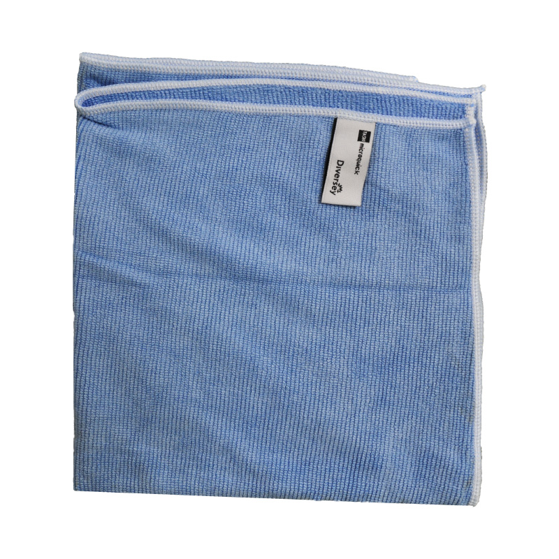 庄臣泰华施D5627662 TASKI MQ 微纤维抹布(蓝色)