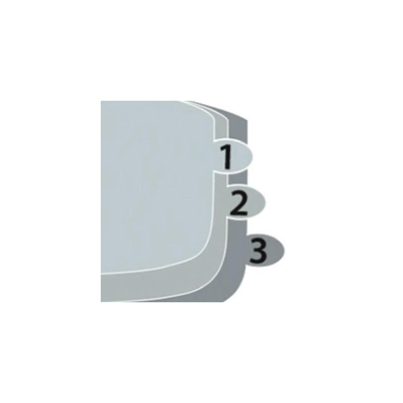 代尔塔 101140 FILM GOGGLE镜片保护膜