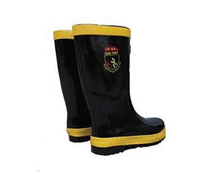 劳卫士XF-LWS-018-A 消防靴-43