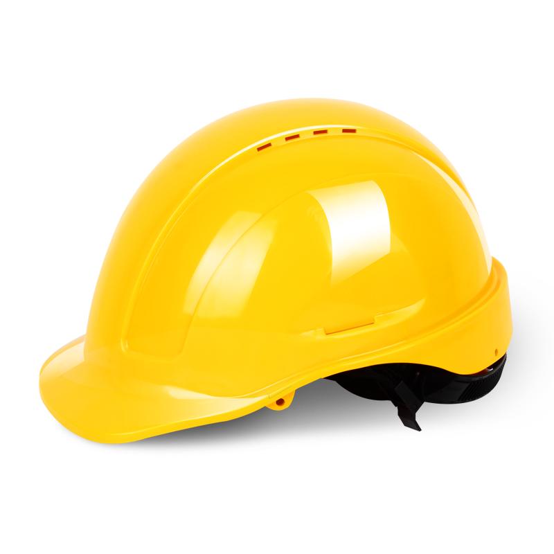 固安捷1532 欧式ABS带透气孔按键式安全帽