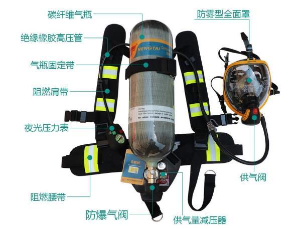 恒泰正压式空气呼吸器