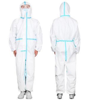 东贝医用一次性防护服