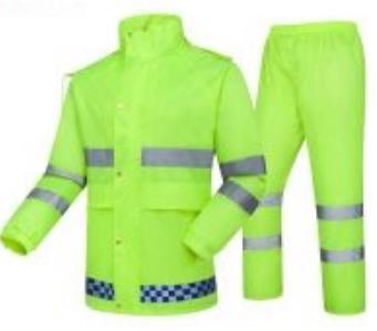 燕王YW8818荧光黄绿雨衣