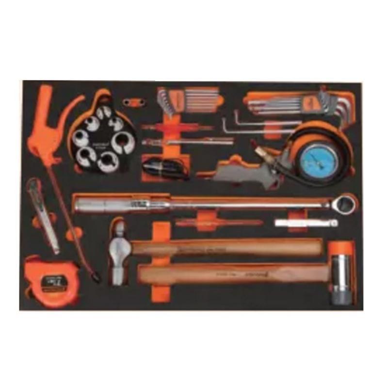 钢盾 37件保养工具托组套 S025052