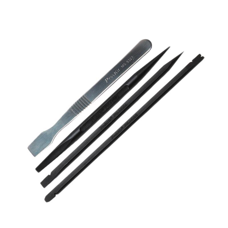 宝工 Proskit撬棒工具,4件套,MS-3176,手机平板电脑拆机维修工具屏幕拆机维修工具