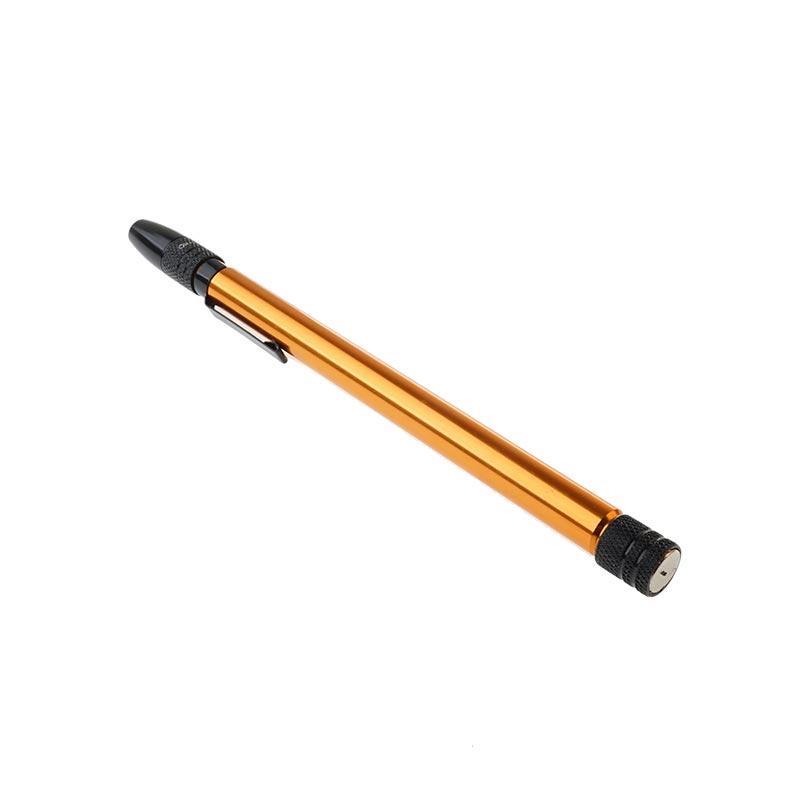 磁性伸缩式捡拾器,带灯 铝合金材质,S117017