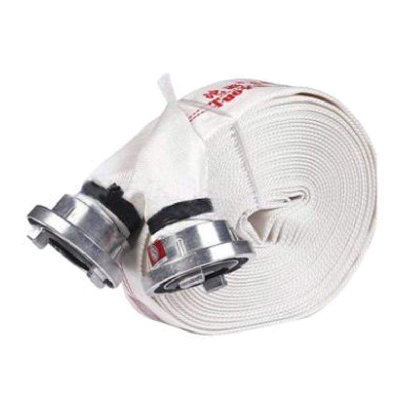 沱雨 加厚聚氨酯衬里消防水带含接口,压力1.0Mpa,口径65mm,长度25m