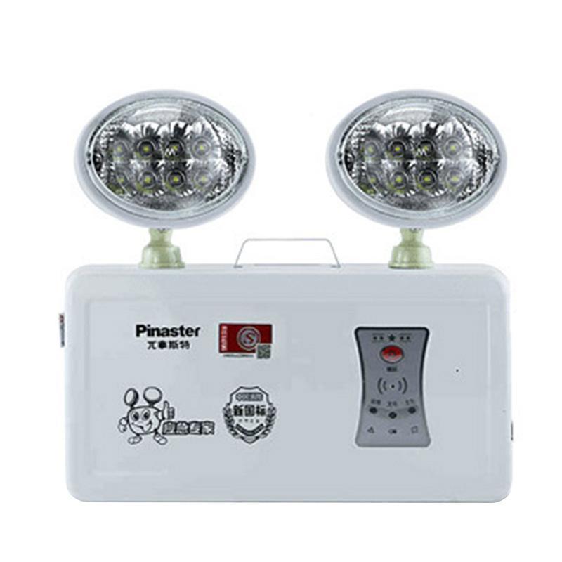 π拿斯特 消防应急照明灯,(带手动开关控制亮灭),N-ZFZD-E5W1388(P1388)