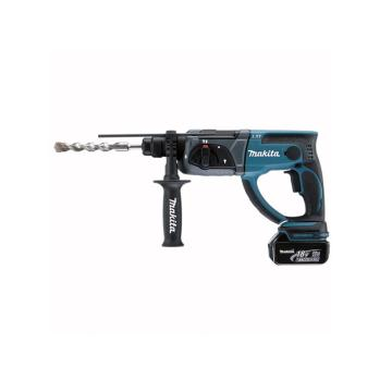 牧田四坑充电式电锤,18V,20mm(13/16),DHR202RME