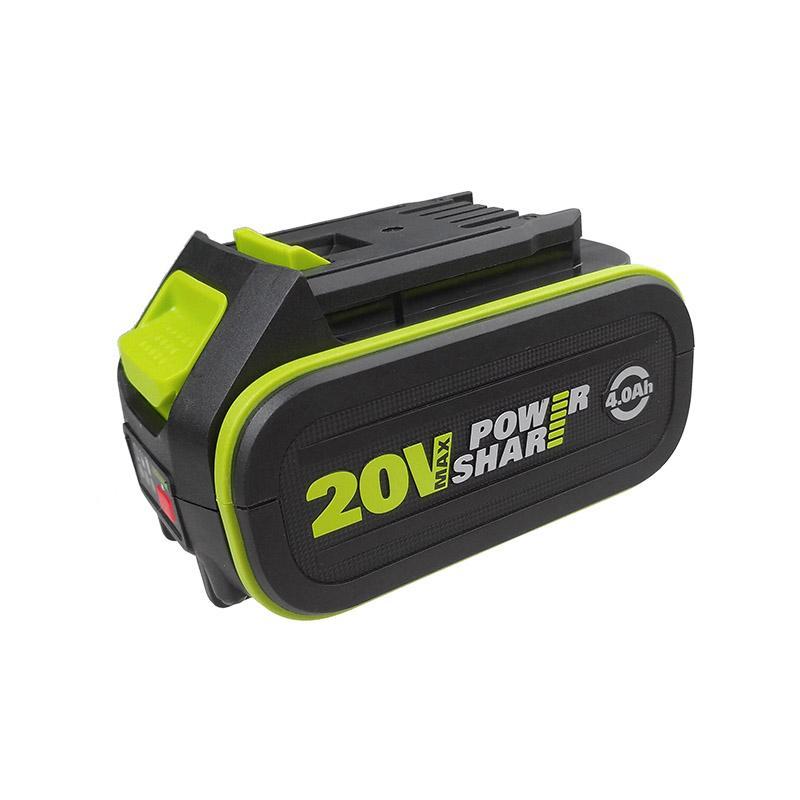 威克士外置式锂电池,20V/4.0Ah,WA3595