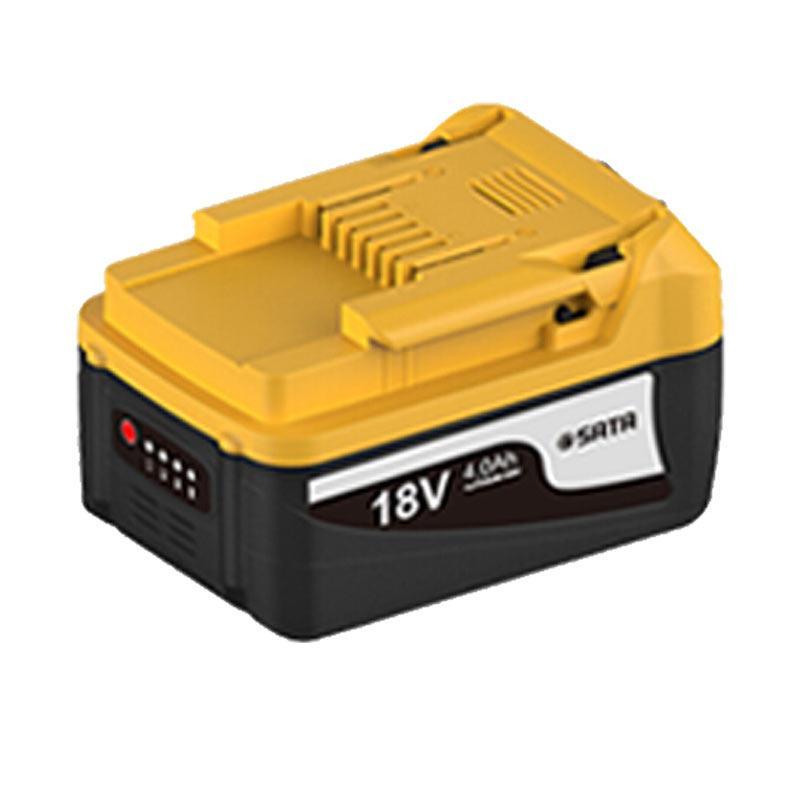 世达SATA 18V锂电池,4.0Ah,,51512