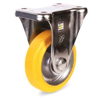 南星 防静电中型橡胶定向轮,5005-8-T5-VE