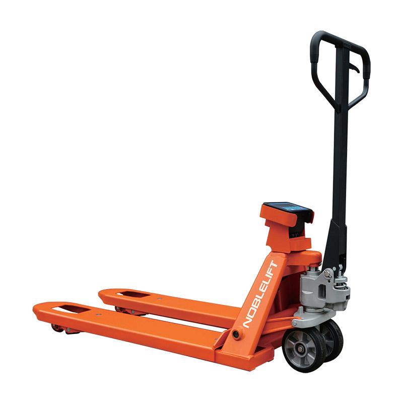 诺力 HPT系列称重搬运车,额载(t):2.0 带打印 聚氨酯轮,HPT20S 555*1150 85mm