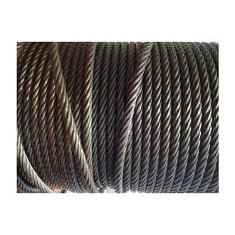 新明辉推荐 油性钢丝绳,6*19,直径18.5mm