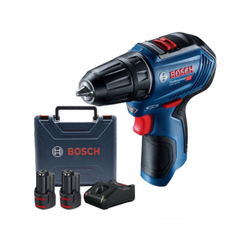博世BOSCH 锂电充电式冲击钻,GSB 12V-30,双电,新款,06019G9180