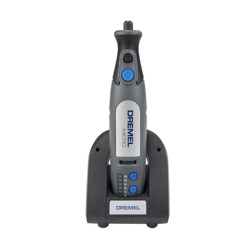 琢美充电式电磨机,3.2mm夹头,转速5000-28000r/min,7.2V 1.0Ah含电池,DREMEL8050-N/18