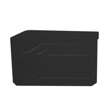 力王 SFV620纵向分隔板(ABS),黑色,配SF6220 SF6420