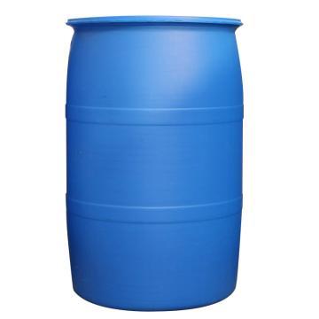 恋亚 PE柴油桶/化工桶,全新料,200L,蓝色,单环