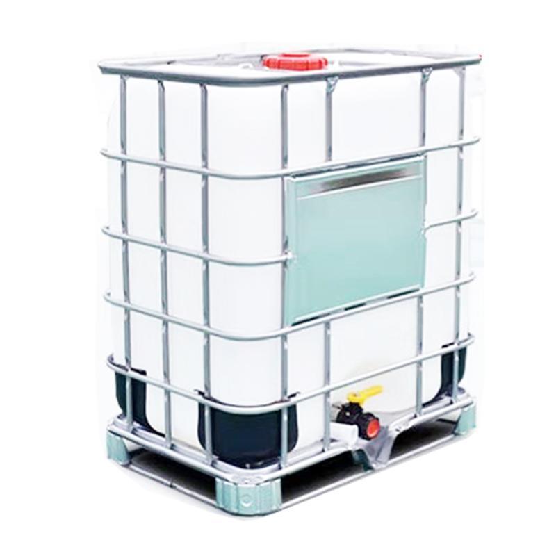 Raxwell 吨桶,500L,产品尺寸:1000*650*1150mm(IBC桶)