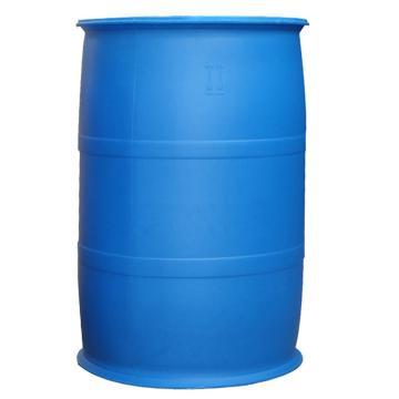 恋亚 PE柴油桶/化工桶,全新料,200L,蓝色,双环