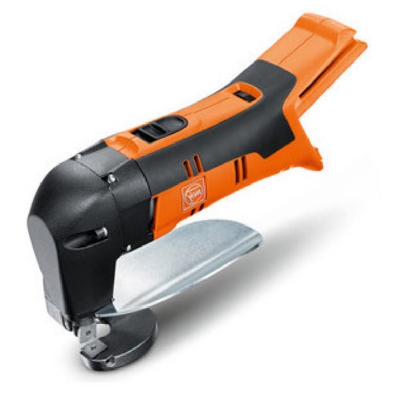 泛音 锂电电剪,钢材1.6mm,ABLS 18 1.6E+蓄电池基础套装