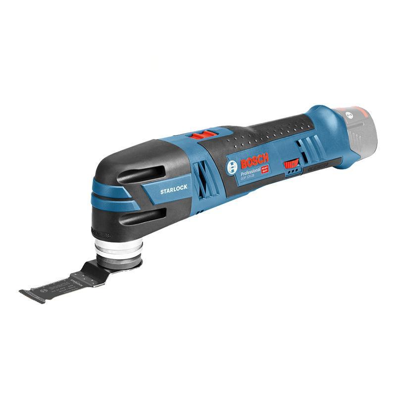 博世BOSCH 12V充电式多功能切割打磨机,裸机,不含电池充电器,GOP 12V-28,06018B50L0