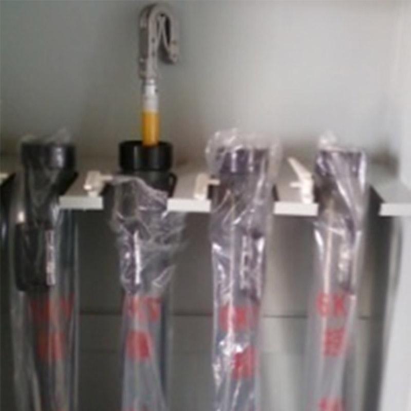 科锐 绕线筒,KR-PVC/不锈钢,1.3米不锈钢绕线架1个