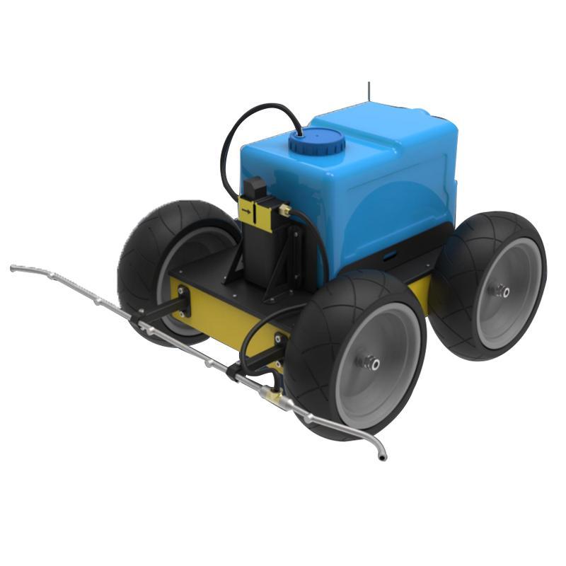 中安吉泰智能室内消杀机器人,室内消毒机器人,室内版,TRI-RW01S