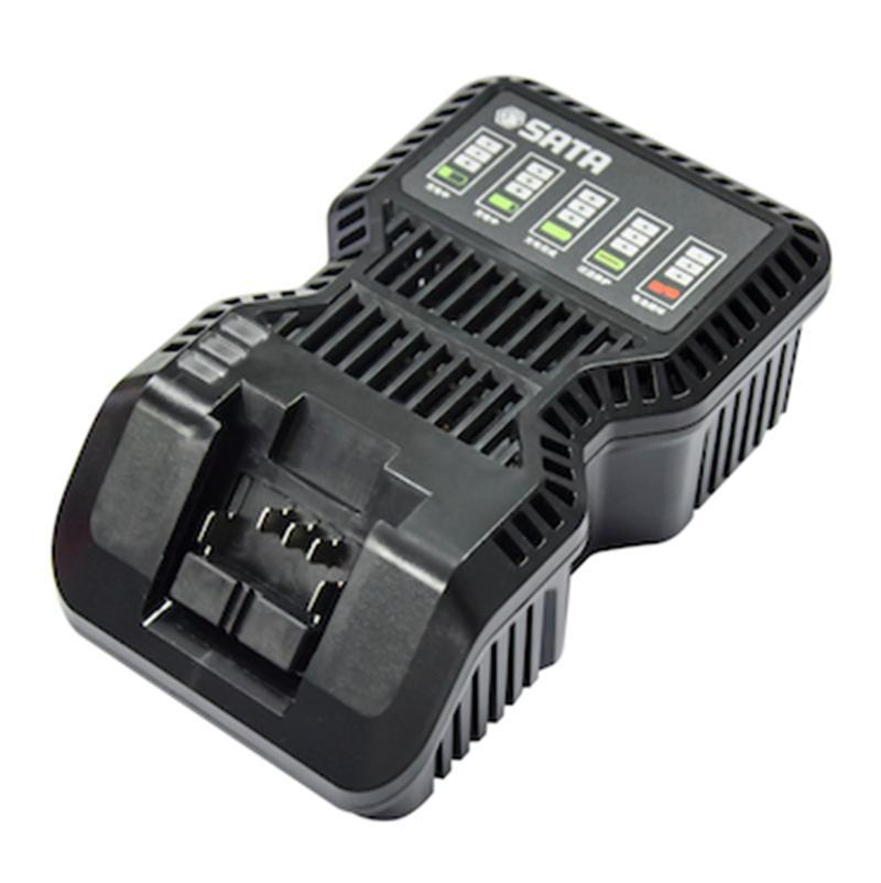 世达锂电充电器, 横插式 适于10.8V电池,51504