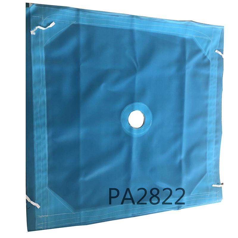 凯尔 锦纶单丝滤布,克重:350克/平方米,型号:PA2822蓝色