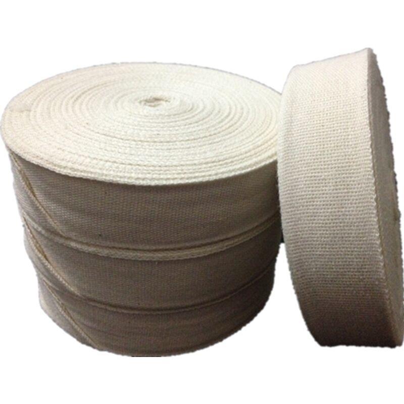 8125091白布带,宽25mm,单位:米(50m/卷)(仅限山东)