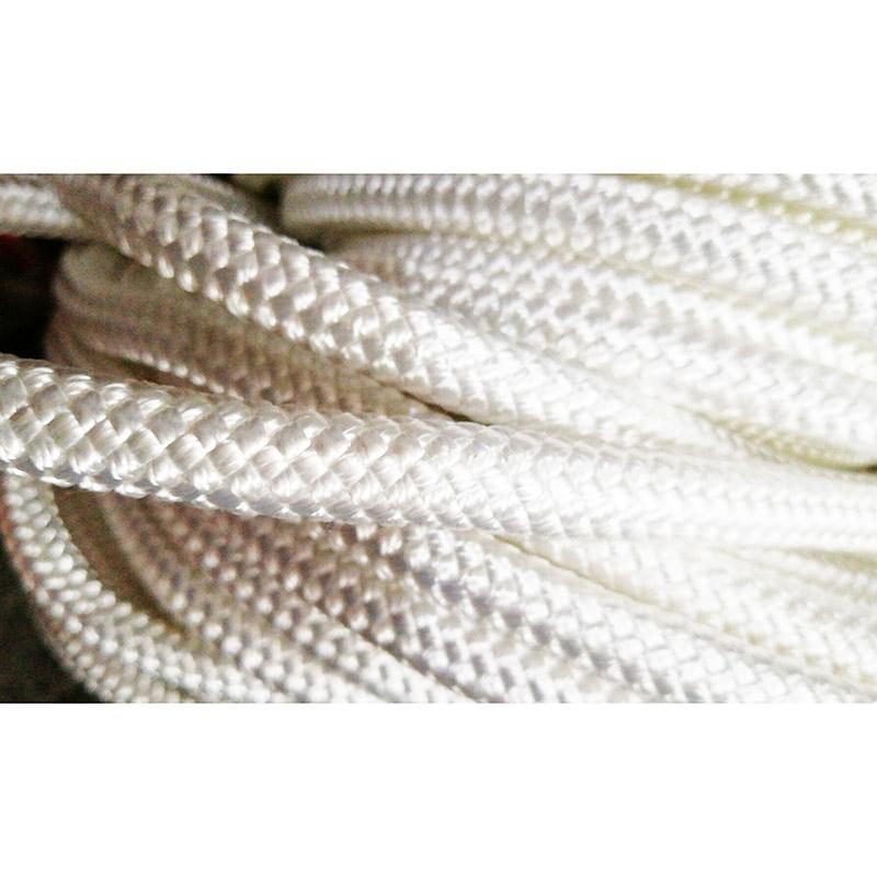纤维绳编织绳,直径:10mm,白色