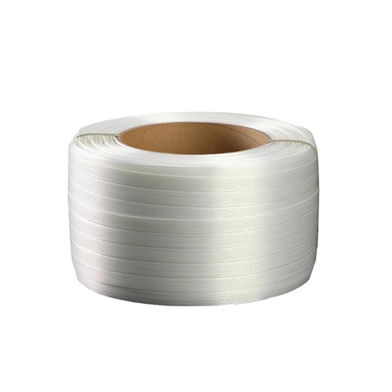 JAGPACK 聚酯复合型捆绑带打包带,宽度19mm,长度500m(2卷/箱)