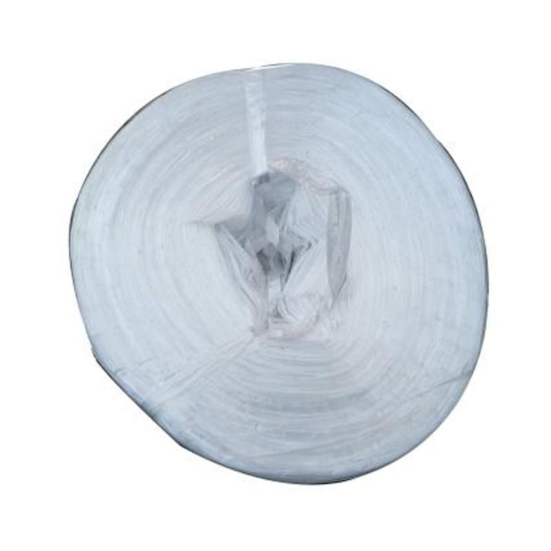 灰白色塑料打包绳,双层6mm宽,约3.4KG/卷(7卷整箱,请按7的倍数下单)