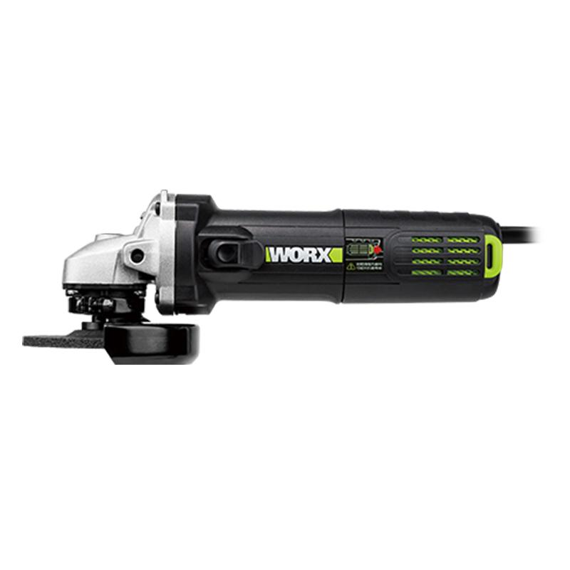 威克士角磨机,100mm 720W 侧开关,WU800S