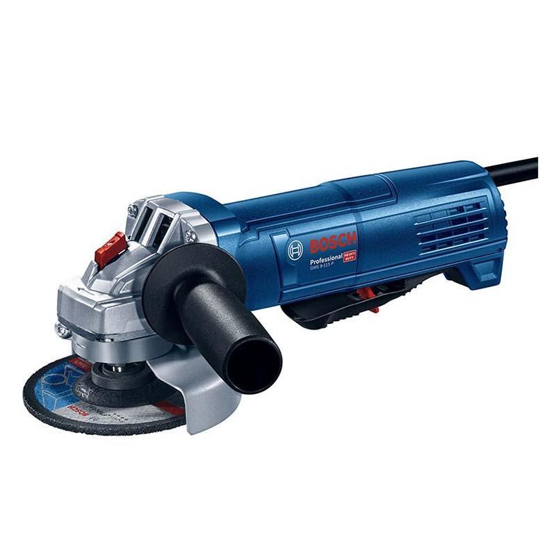 博世 角磨机,900W,125mm,GWS 9-125 P,0601396581