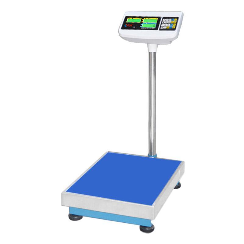 安衡 电子台秤200kg/200g,台面尺寸40*50cm,实际分度值e=200g 检定分度值d=2000g(含检定报告)