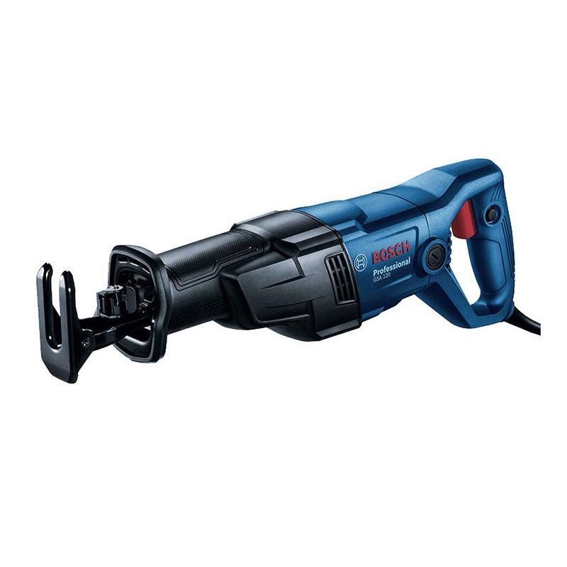 博世 马刀锯,切深能力木220mm/钢20mm 1200W,GSA 120,06016B1080